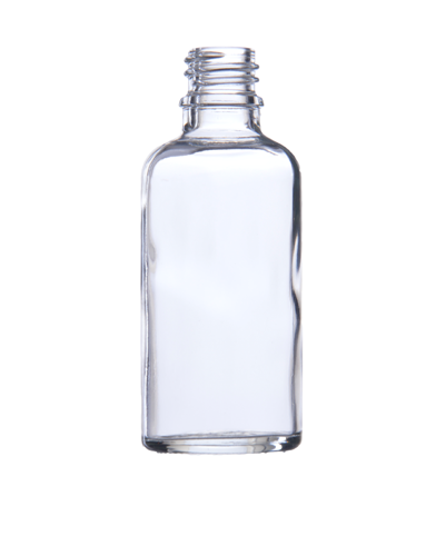 Bottle 100 Ml Glass Din 18 Packaging Bottles