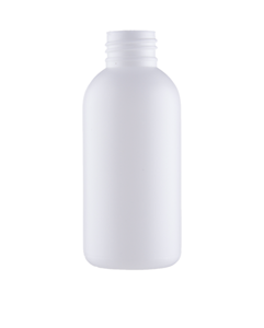 Bottle 100 ml, HDPE, 24/410
