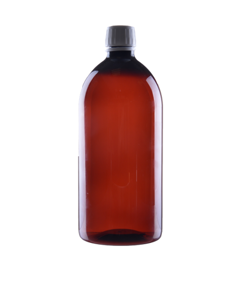 Bottle 1000 ml, PET, 28/410