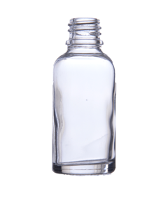 Bottle, 50 ml, Glass, DIN 18