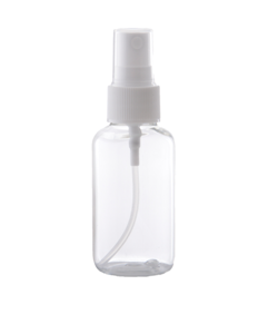 Bottle 50 ml, PET, Spray PP