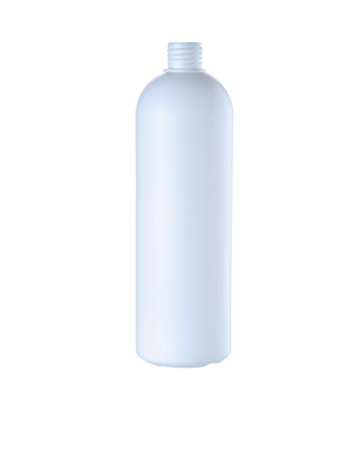 Bottle 500 ml, HDPE, 24/410