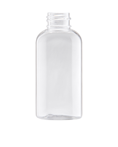 Bottle 53 ml, PET flip top