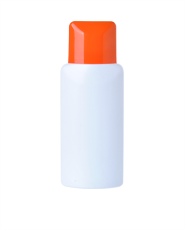 Bottle150 ml, HDPE, cap with reducer