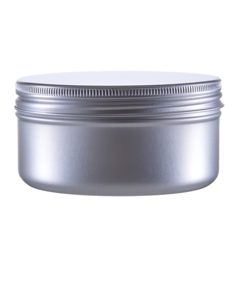 Jar 100 ml, AL, Lid AL