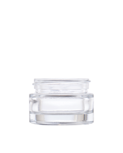 Jar 15 ml, glass